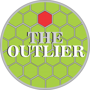 The outlier logo novo